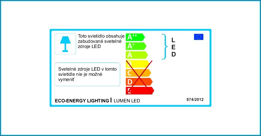 LUMEN LED-energ.stit
